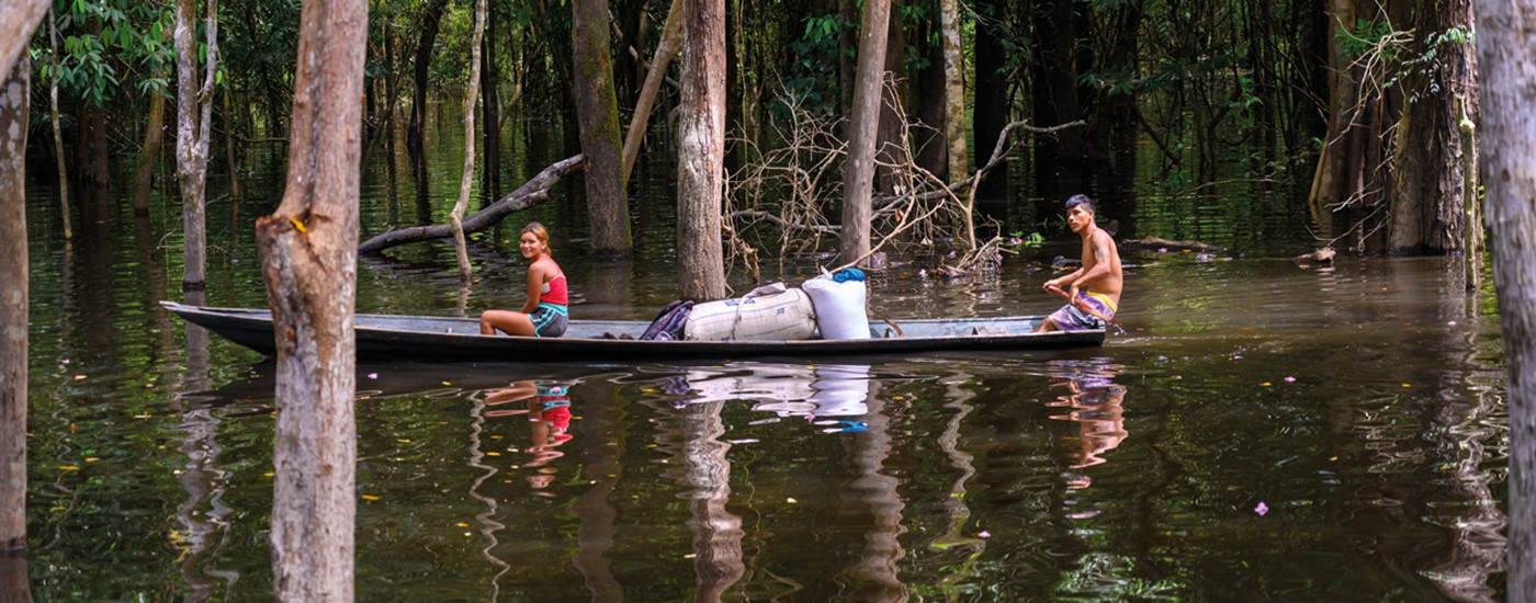 Jungle canoe 3