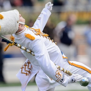 9.19.15 Band Drum Major.JPG