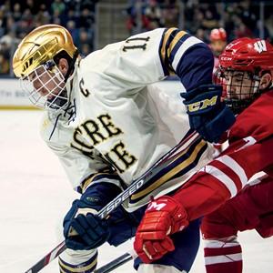 hockey Cal Burke square