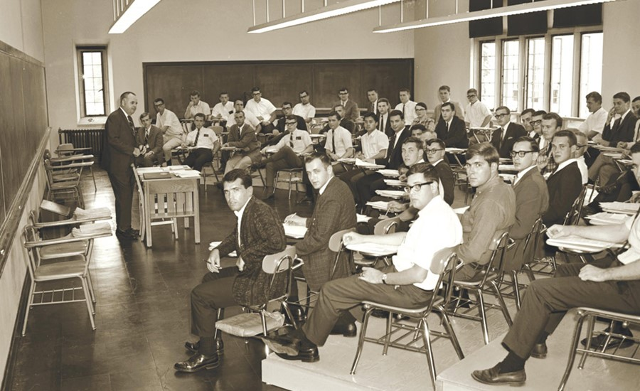 Archival MBA first class