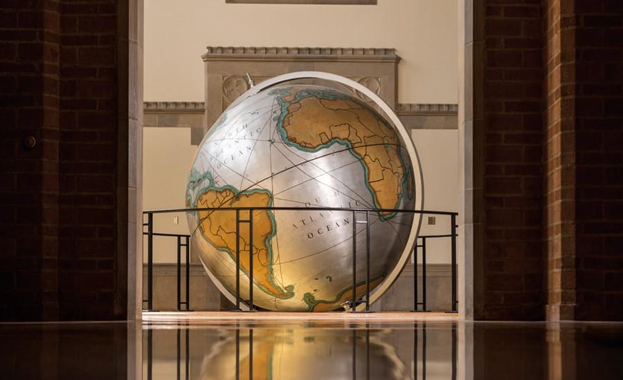 Hurley Globe