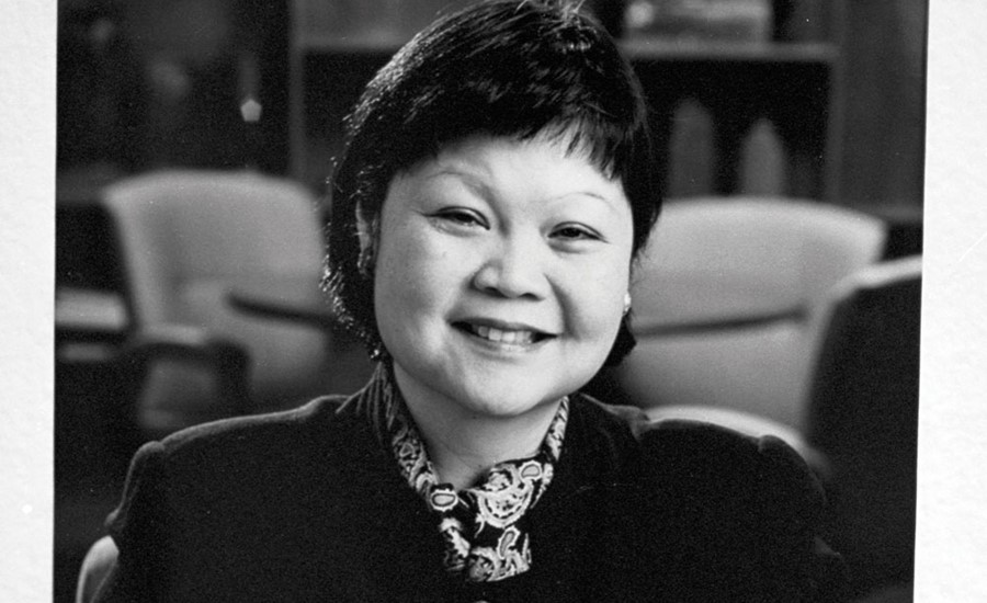 Archival Carolyn Woo